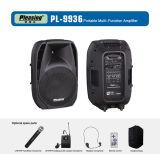 Professional Speaker Power Amplifier Professional Loudspeaker Soundbox Pl-9936