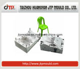 Sigle Color Armless Plastic Chair Mould
