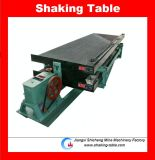 Double-Decked Big Channel Steel Support Table Concentrator
