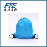 Personalized Promotion 210d Nylon Drawstring Bag No Minimum