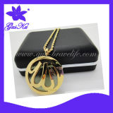 2015 Enp-001g Classic Health Solar Pendant Necklace