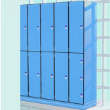 Jialifu New Design Waterproof Phenolic Compact Locker