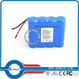 7.4V 6000mAh Li-ion 18650 Rechargerable Battery