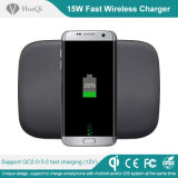 16 Coils Fast Wireless Charger with Supports 2 Cell Phones