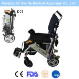 Foldable Electric Charging Wheelchair for Disabled Elderly