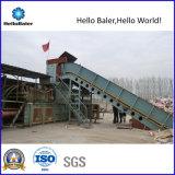 Hydraulic Semi-Automatic Press for Waste Paper (HSA7-10)