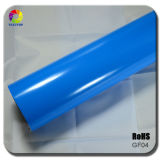 Tsautop 1.52*30m Glossy Blue Car Wrap Film with Air Channel