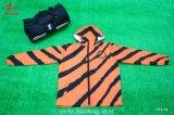 Tiger Patten Men′s Sweater Running Jacket Clothes