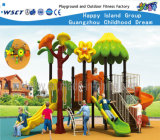 Tree House Outdoor Play Equipment for Backyard Hf-14701