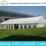 150 People Aluminium Structure PVC Fabric Family Wedding Tent 10m*18m