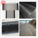 Plastic Uniaxial Geogrid for Geosynthetic Stabilization