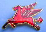 Copper Die Struck Transparent Color Lapel Pin