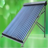 Solar Collector with Antifreeze Heat Pipe