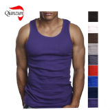 High Quality 100% Cotton Mens a-Shirt Wife Beater Shirt
