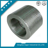 Customized Steel Drilled Roller Shell