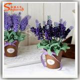 Wedding Decoration Artificial Silk Lavender Flower