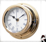 12 Hours Quartz Wall Clock Roman Dial 150mm