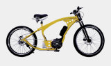 Mountain Electric Bicycle with Crank Drive Motor (SD-022)