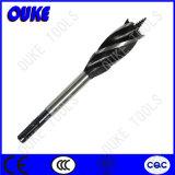 SDS Plus Shank 4 Flutes Wood Auger Drill Bit