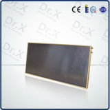 Tempered Glass Cover Flat Panel Solar Collector