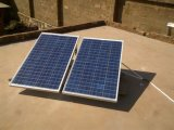 140W Poly Folding Solar Panel with Anderson Plug for Camping