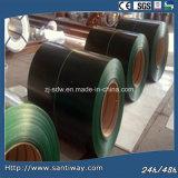PPGI Deep Green Prepainted Galvanized Steel Coil Sheet