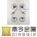 Door Decoration, Wrought Iron Decoration, Wrought Iron Components