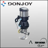 Ss Solenoid Pneumatic Diaphragm Operated Valve with Positioner