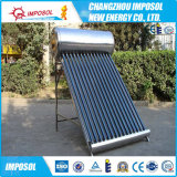 Compact Vacuum Tube Stainless Steel Solar Water Heater
