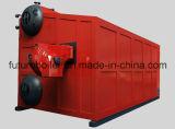 Horizontal D Type Water Tube Steam Boiler for Turbine
