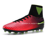 Sock Boots Soccer Shoes, High Boots Soccer Shoes, Outsole Soccer Shoes, Outdoor Football Footwear, High Boots Soccer Shoes