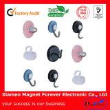 High Quality Useful Cute Plastic Magnetic Hooks