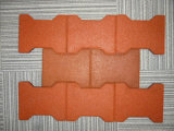 Rubber Stable Tiles, Interlocking Gym Floors Playground Rubber Flooring