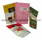 Stand up Zipper Bag for Snack Packaging