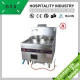 1 Burner Gas Cooking Steamer