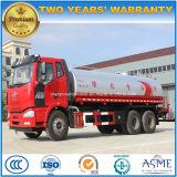 FAW 6X4 Heavy Duty 20 T Water Truck 20 Kl Street Sprayer Tank Truck
