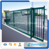 Driveway Entrance Iron Gate for Residential Use