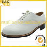 Oxford White Shoes Goodyear Type