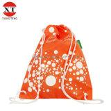 Eco-Friendly Drawstring Backpack Polyester Bag Nylon Bag