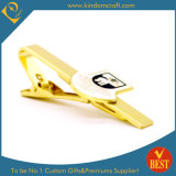 Professional Custom High Quality Plating Golden Tie Clip for Gift