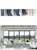 Sliding Door Double Glazed Energy Efficient Thermal Break Aluminum Sliding Door Window