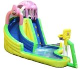 Commercial Grade Inflatable Water Slide (CHA-1004)