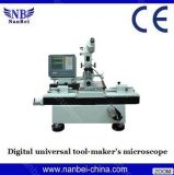 CE Approval Universal Optical Tool Microscope Price