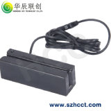 PS/2 Serial Hi-Co & Lo-Co Magnetic Stripe Card Reader