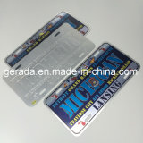 Embossing Souvenir Decorative License Plates