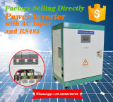 Power Frequency AC to AC PV Inverter with VFD Function