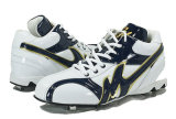New Men′s Baseball & Softball Shoes Low Cut Metal Baseball Cleats