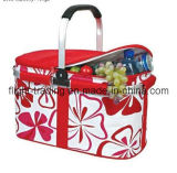 Cooler Picnic Bag Shopping Basket (DXS-054)