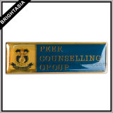Enamel Metal Name Badge for Company Promotion (BYH-10207)
