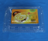 Clear Plastic Tray Box for Fruit and Vegetable Packaging